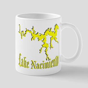 LAKE NACIMIENTO [4 yellow] Mug